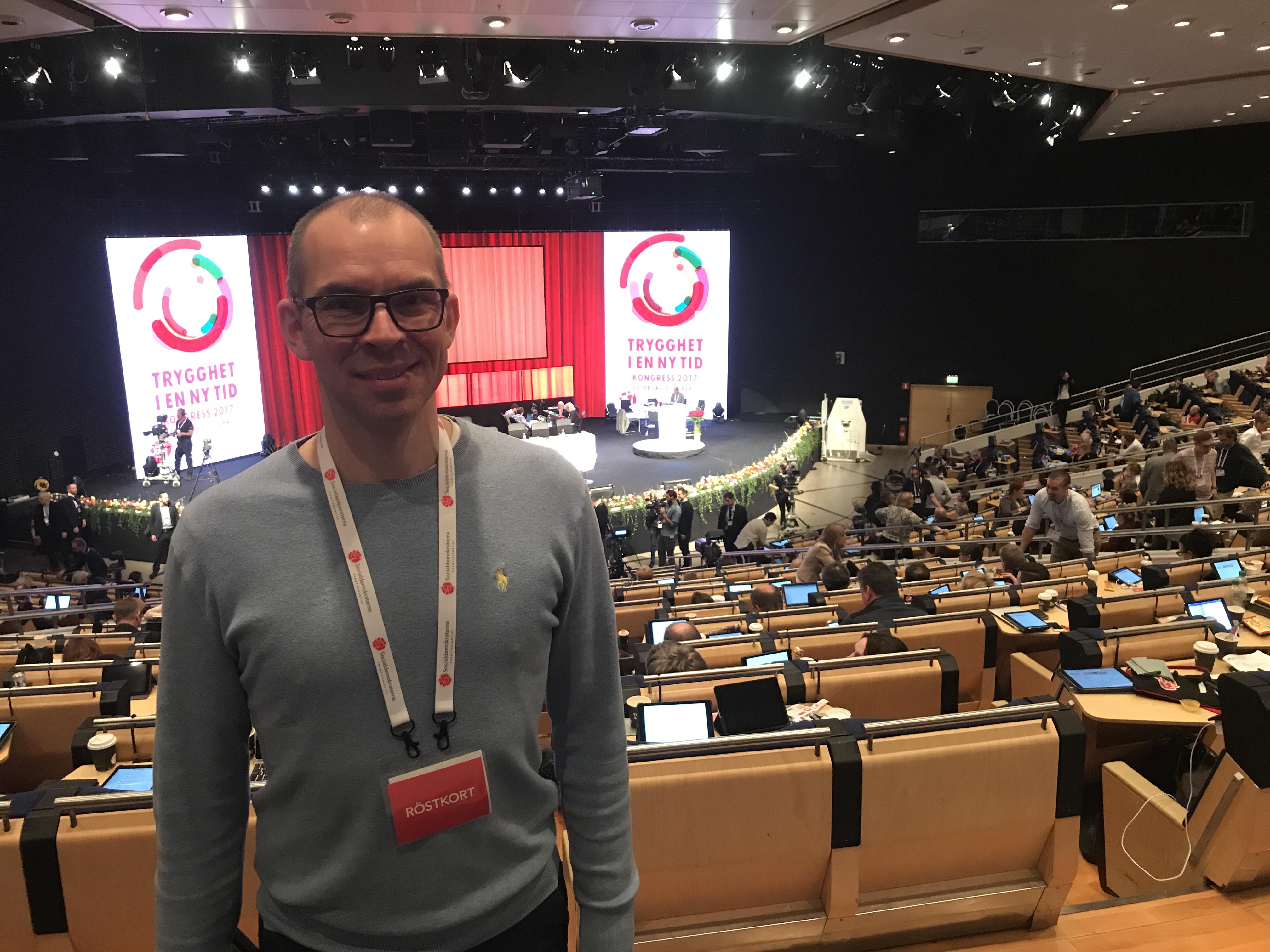 Niklas Nordströms krönika om Lulebos starka ekonomi och offensiva satsningar