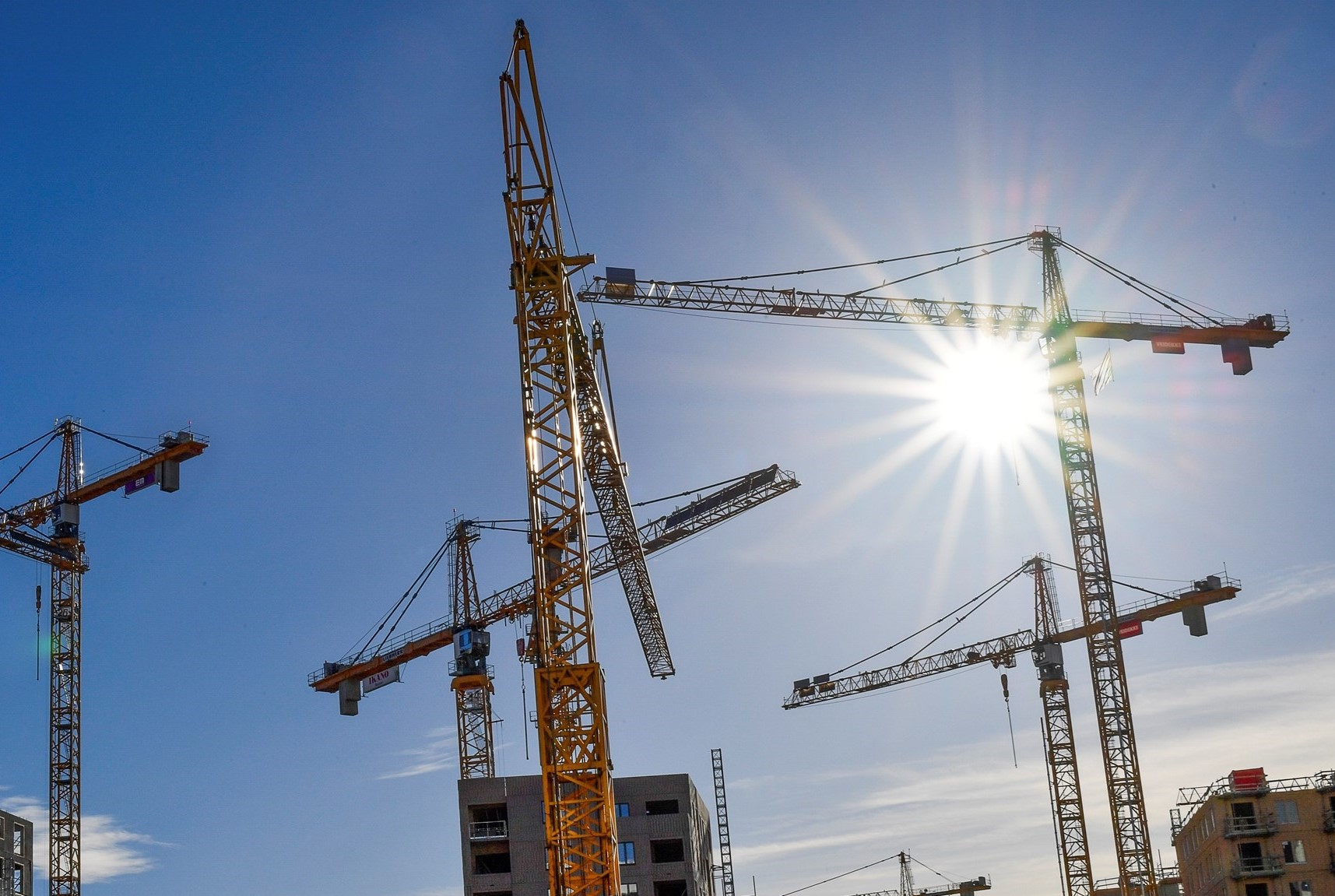 Luleå växer – fortsatt höga investeringar