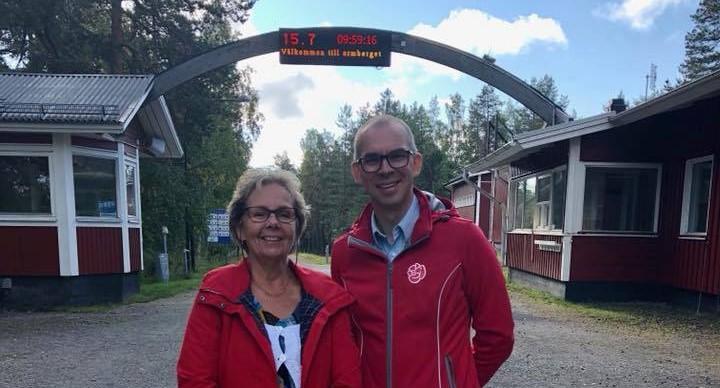 Miljonsatsning på skidsporten i Luleå